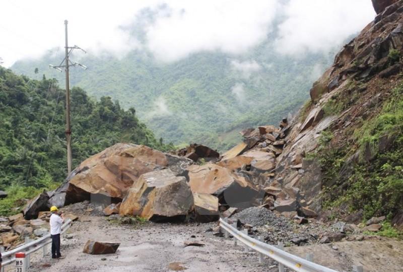 Sơn La: 4 người chết, 19 nhà dân bị sạt lở sau ba đợt mưa lũ