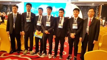 Việt Nam tiếp tục đoạt 4 Huy chương vàng Olympic Vật lí quốc tế 2017