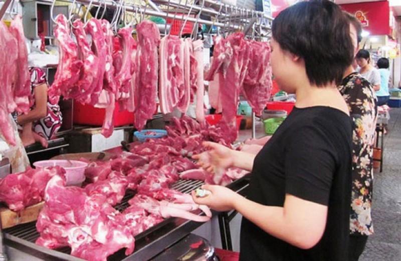 Tiêu thụ thịt lợn trông vào thị trường nội địa