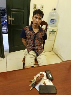 Hà Nội: Vận chuyển ma túy vào giờ cao điểm bị tóm gọn