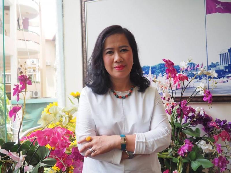 Chủ tịch Hội Nhà văn Hà Nội Nguyễn Thị Thu Huệ: Rộng cửa đón nhà văn trẻ vào hội
