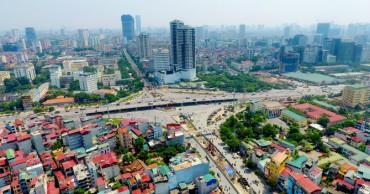 Giá chung cư Hà Nội giảm nhẹ