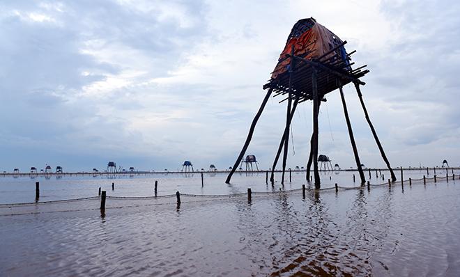 Về Đồng Châu xem cào ngao, ngắm hoàng hôn bên bờ biển hoang sơ