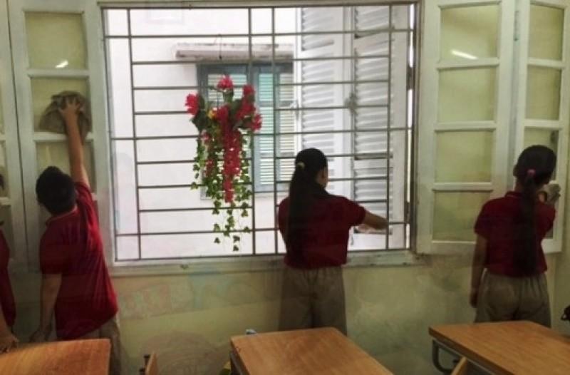 Hà Nội tuyên truyền cho toàn thể học sinh về sốt xuất huyết