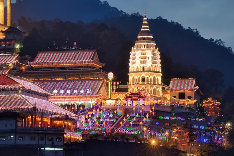 10 điểm tham quan hàng đầu ở đảo Penang