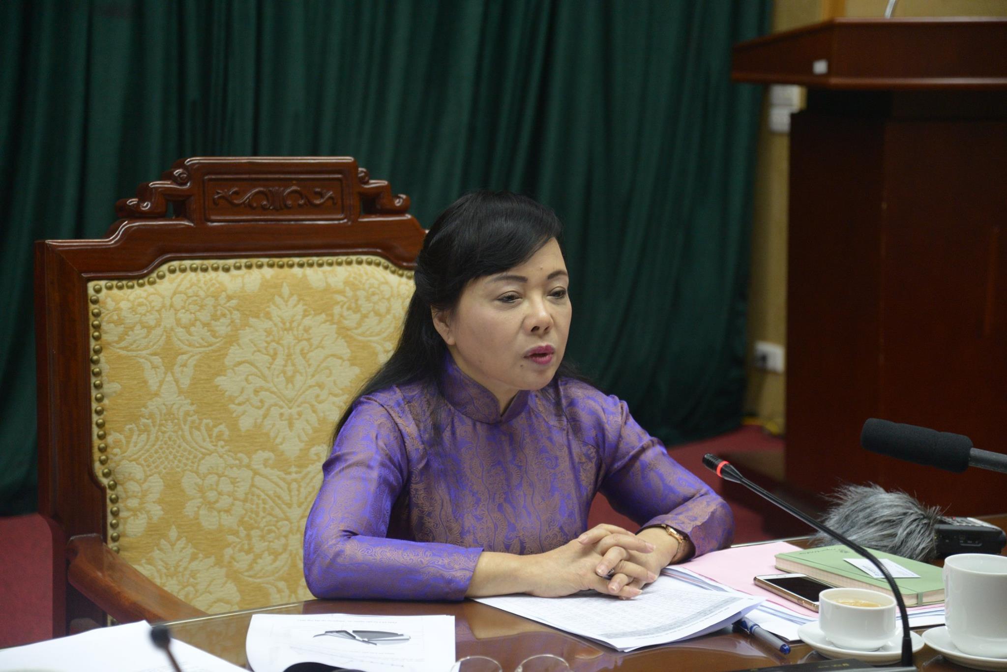 Bộ Y tế tiếp tục họp khẩn với Hà Nội phòng chống sốt xuất huyết
