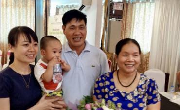 Lần đầu tiên một phụ nữ 60 tuổi sinh con ở Việt Nam