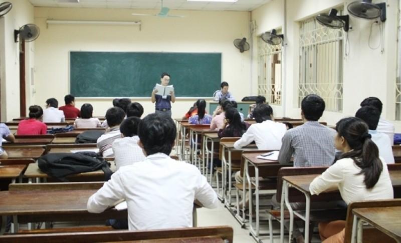 Giáo dục đại học với nhiệm vụ quy hoạch mạng lưới năm học 2017-2018