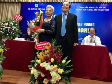 Ngôi sao sáng của nền sân khấu  cách mạng Việt Nam