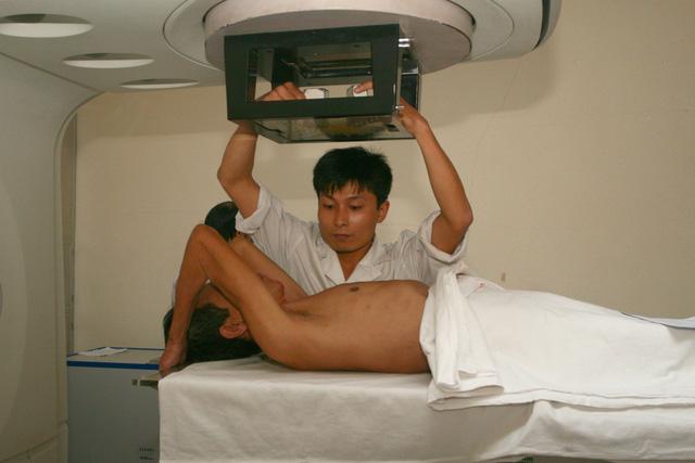 Cách giảm đau đớn cho bệnh nhân ung thư