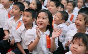 Lễ khai giảng của các trường học chỉ kéo dài 1 giờ