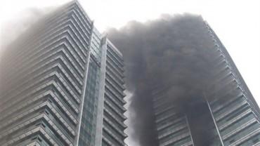5 kỹ năng ứng phó khi chung cư gặp hỏa hoạn