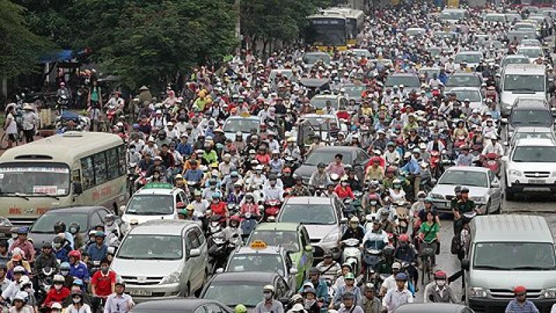 Đô thị lớn, đường sẽ còn tắc: Nếu chính sách tam nông không hiệu quả