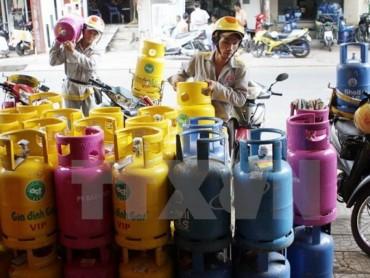 Giá gas tại Thành phố Hồ Chí Minh tăng 16.000 đồng mỗi bình 12kg