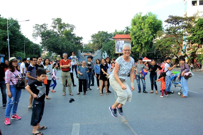 Khách quốc tế đến Hà Nội dịp 2/9 tăng hơn 60%
