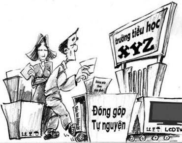 Hà Nội công bố đường dây nóng phản ánh lạm thu đầu năm học