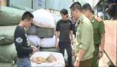Phát hiện hàng chục thùng thuốc đông dược kém chất lượng
