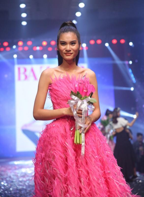 Kim Dung trở thành quán quân Vietnam's Next Top Model mùa All stars