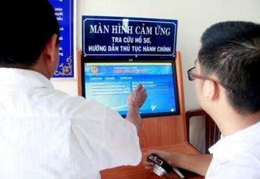 Hà Nội: Nhiều mô hình sáng tạo trong dịch vụ công trực tuyến