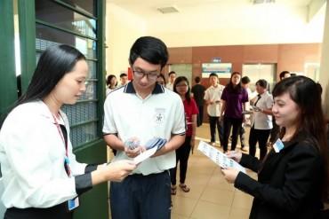 Thi THPT Quốc gia 2018: Mong muốn giữ nguyên phương án thi năm 2017