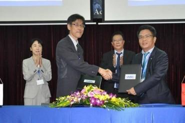 Việt Nam 'bắt tay' Nhật Bản thỏa thuận trao đổi dữ liệu vệ tinh