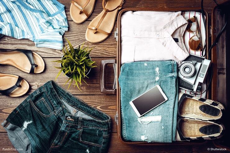10 lời khuyên giúp hành lý du lịch của bạn chỉ là chuyện nhỏ