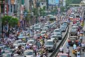 Giảm ùn tắc giao thông: Tầm nhìn đô thị và cuộc cách mạng 4.0