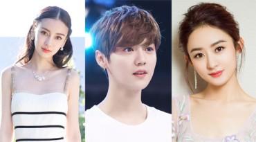 10 ngôi sao đắt giá nhất showbiz Hoa ngữ 2017