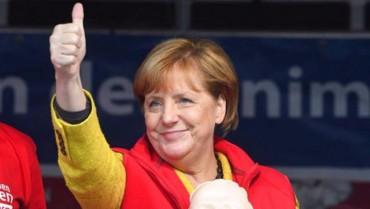 Thủ tướng Đức Merkel đắc cử nhiệm kỳ 4