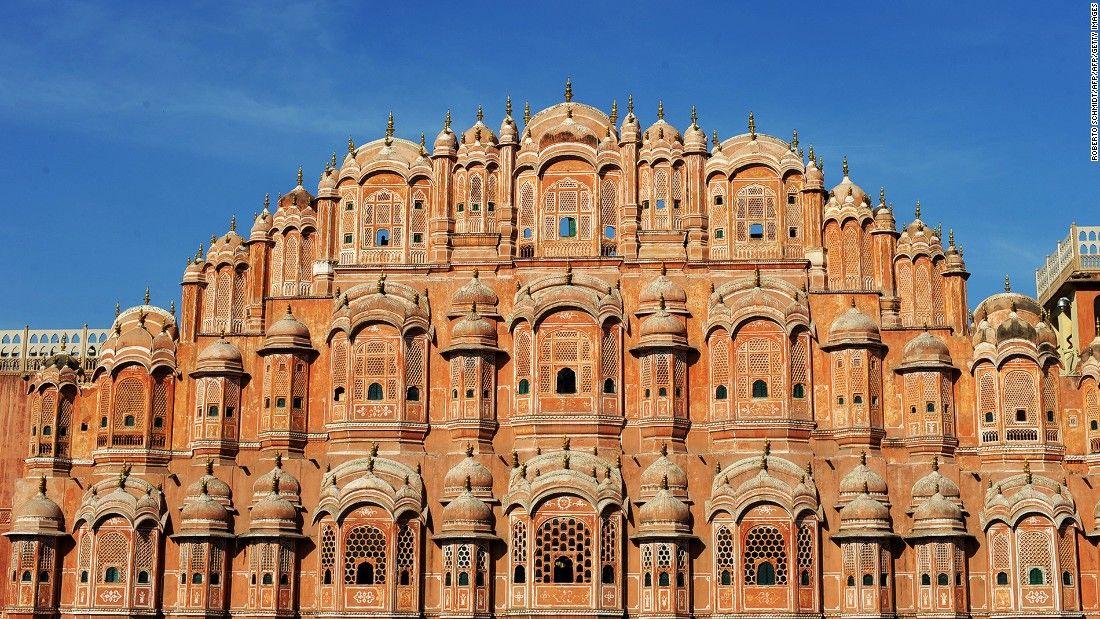 Choáng ngợp trước những cảnh đẹp tuyệt mỹ của Ấn Độ