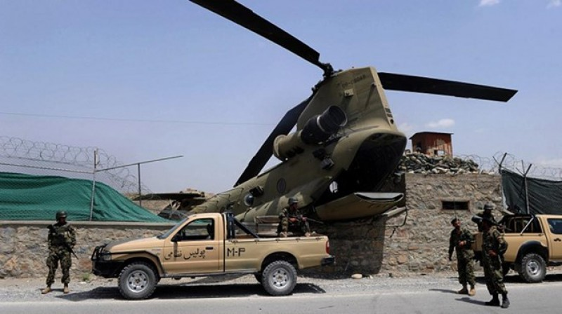 roi may bay quan su tai afghanistan khien 8 binh sy thiet mang