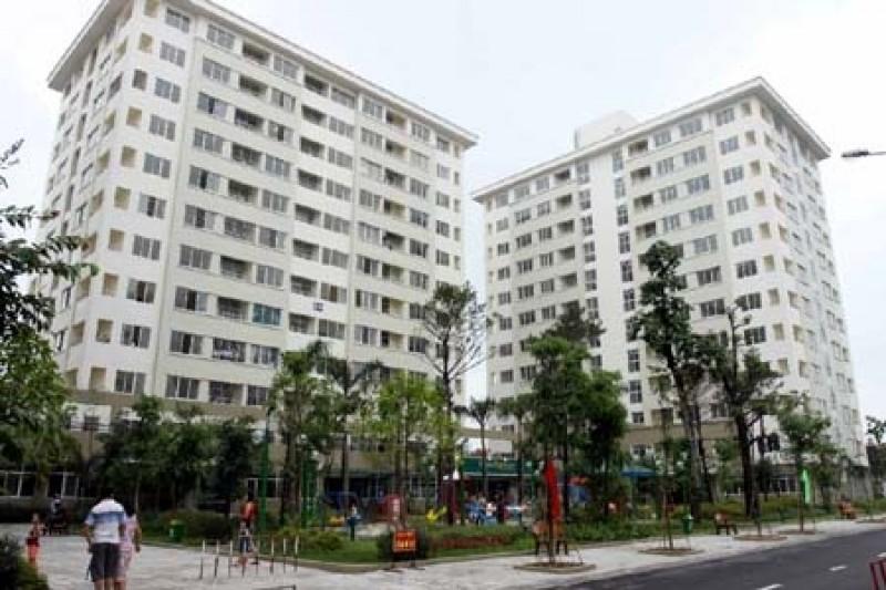 Bán căn hộ nhà ở xã hội phải nộp 50% tiền sử dụng đất