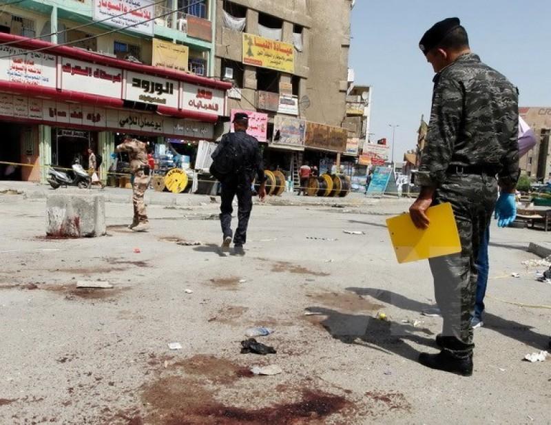 Đánh bom liều chết ở miền Bắc Iraq, ít nhất 16 người thiệt mạng