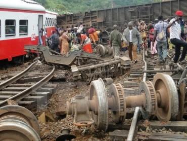 Cameroon: Tàu chở khách trật đường ray, 55 người thiệt mạng