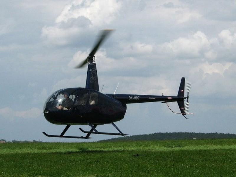 Rơi trực thăng Robinson R44 tại Nga, 3 người thiệt mạng