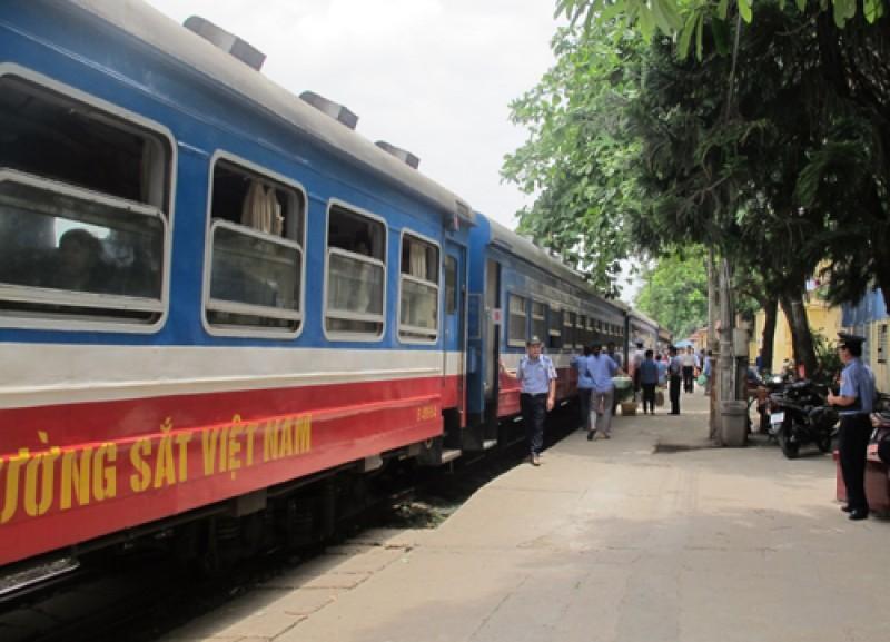Ngành Đường sắt lập kế hoạch chạy tàu dịp Tết Nguyên đán 2018