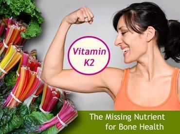 Các vi chất cần thiết để phát triển xương – Khám phá mới về vitamin K2