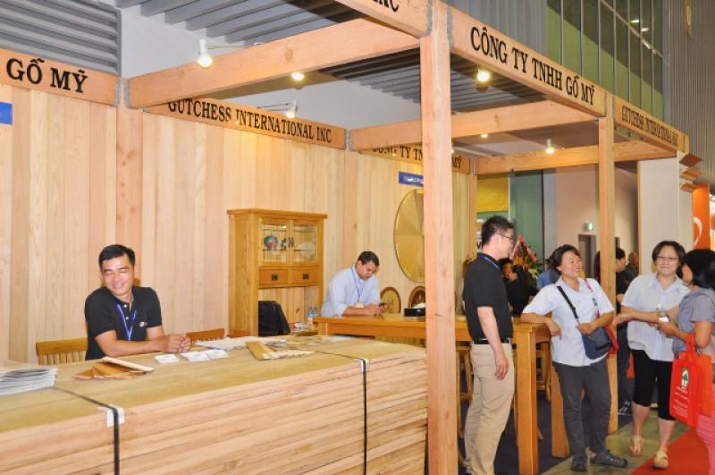 VietnamWood sẽ được tổ chức từ ngày 18-21/10 trong không gian triển lãm kỷ lục