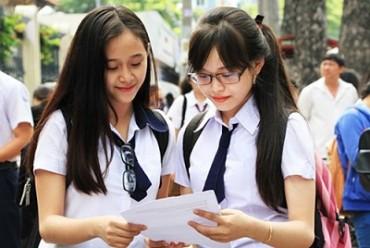 Thi THPT 2018 quốc gia: Giới hạn trong chương trình lớp 11 và 12