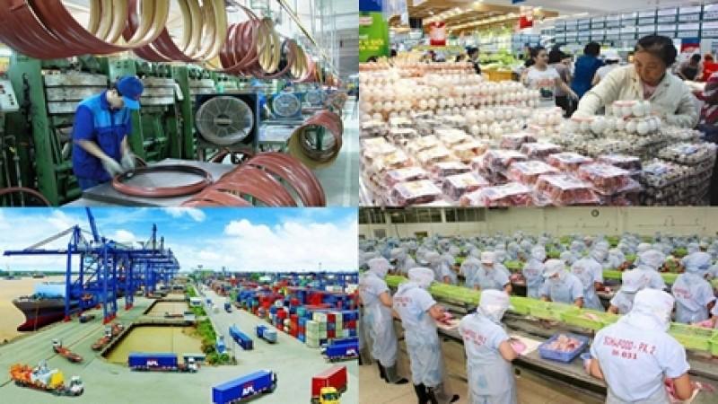 Bốn điểm nhấn kinh tế năm 2017
