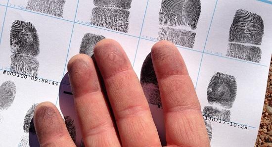 Phát minh đột phá: Quét vân tay xác định người dùng ma túy