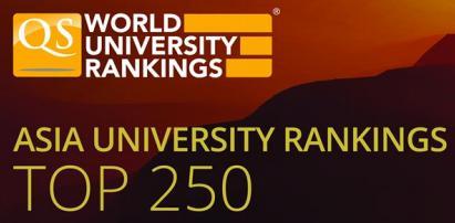 Xếp hạng đại học Châu Á 2017: Đại học Quốc gia Hà Nội duy trì vị trí 139