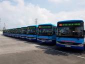"""Xóa vùng """"trắng"""" xe buýt tại các huyện ngoại thành"""