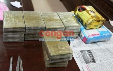 Quyết liệt tấn công tội phạm buôn bán, vận chuyển ma túy