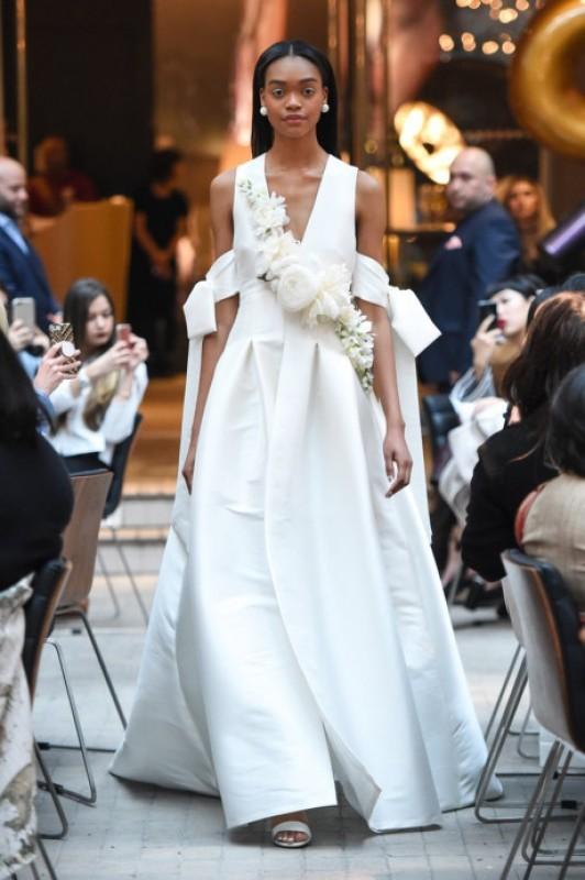 Xu hướng hot dành cho cô dâu mùa cưới 2018