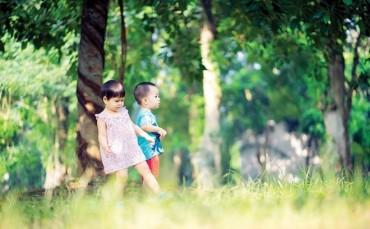 Những việc đơn giản giúp con có thật nhiều hoóc môn hạnh phúc