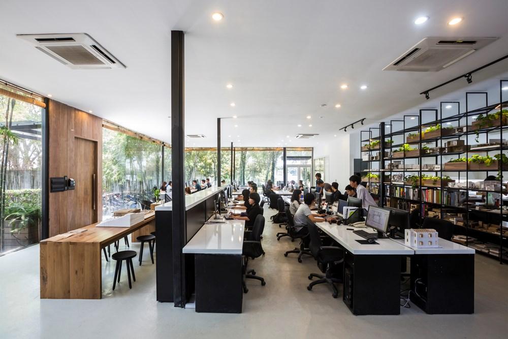 Giá thuê văn phòng Hà Nội tiếp tục tăng
