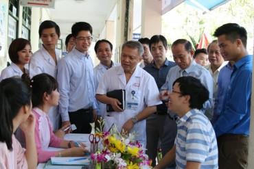 Hướng tới phát triển y tế điện tử