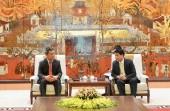 Tăng cường phối hợp với Tổ chức Công nghiệp Điện toán Châu Á Thái Bình Dương xây dựng thành phố thông minh
