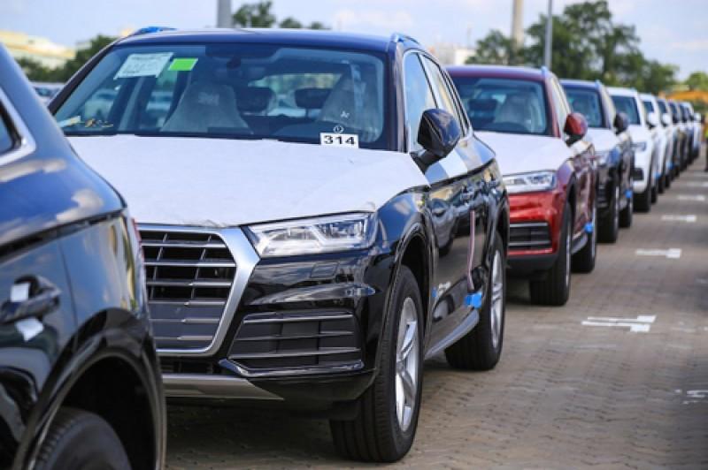 Xe sang nhập khẩu về Việt Nam có thể tăng giá từ năm 2018